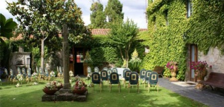 Casa rural boda for Casa con jardin alquiler barcelona
